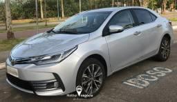 Toyota Corolla Altis 2.0 16v Flex Aut. Prata - 2018