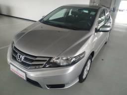 Honda City LX 1.5 Flex 2013 Automático - 2013
