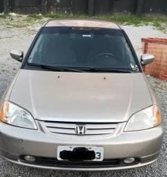 Honda Civic 1.7 2003 gasolina - 2003