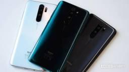 Xiaomi Redmi Not 8 Pro 64Gb-Novos Versão Global- A pronta entrega