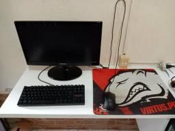 CPU Game e Monitor