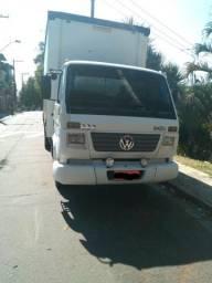 Caminhão 3/4 Sider Volkswagem 8150 - 2001