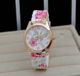 Black friday relógio feminino floral