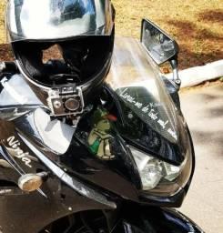 Ninja 250 troco por xre - 2010