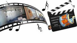Gravo clipes automotivos, filmes e músicas no pen drive