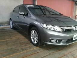 Vendo Honda Civic LXR 2.0 16v FlexOne automático. ÚNICO DONO - 2014