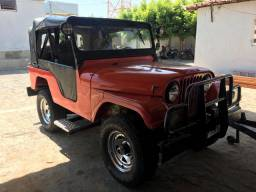 Jeep Ford 1975 V6