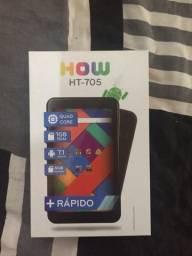 Tablet novo e barato