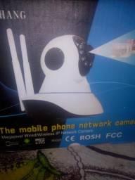 Camera filmadora otima pega via celular wifi zap985534029 so 160reais