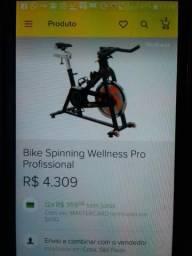 Bicicleta de academia proficional