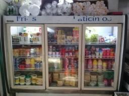 Freezer Espósito 3 portas