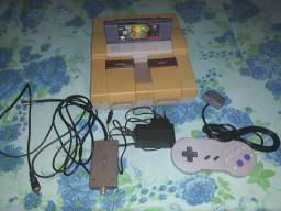 Super Nintendo! vendo ou troco por Nintendo 64