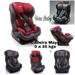 Cadeira Automotiva Maya da Infanti 0 a 25 kgs