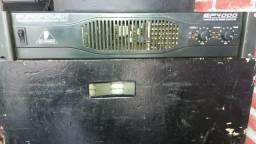 Amplificador behringer EP4.000