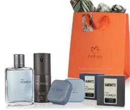 Kit de Perfume Masculino Natura
