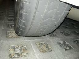 Troco pneus aro 17
