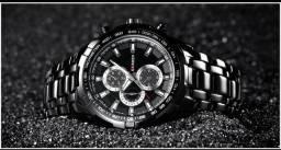 Relógio Curren Masculino Promoção Pronta Entrega Barato