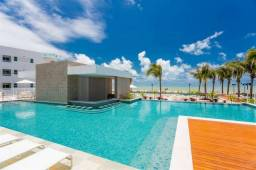 Resort Residencial In Mare Bali -82m² com 2 quartos sendo 1 suite