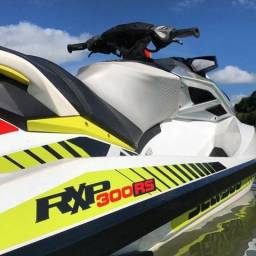 Jet Ski Sea Doo Rxp 300rs - 2016