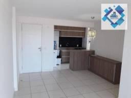 Apartamento de 68m² Nascente no Bairro do Cocó.
