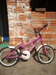 Bicicleta de criança - mormaii -(usada)