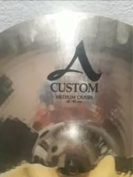 Zildjian A custom medium crash 18