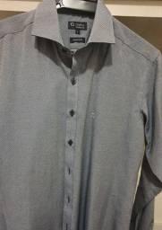 Camisa Raphy masculina/ slim fit/ tamanho 2(p)