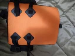Colete salva vidas, infantil 35 kg, homologado, usado