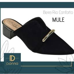 Sapatos feminino - Beira Rio, Vizzano - Calçado, Tamanco, Mule, Sandália Salto