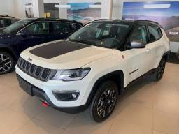 Jeep Compass Trailhawk 2021 AT9 Turbo Diesel Oportunidade