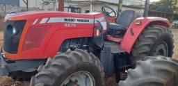 Massey Ferguson 4275 4x4  ano 2012    com redutor   4500hs