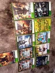 Jogos  pra  Xbox 360 original.