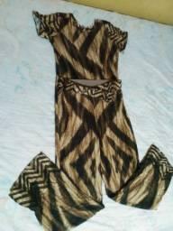 Venda de roupas para bazar, 41 peças