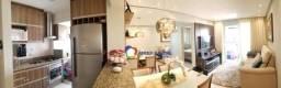 Apartamento com 2 dormitórios à venda, 56 m² por R$ 210.000,00 - Setor Negrão de Lima - Go