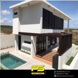 Casa com 3 dormitórios à venda por R$ 560.000 - Cidade Balneária Novo Mundo I - Conde/PB