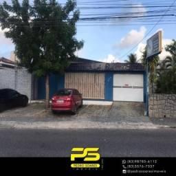 Casa com 3 dormitórios para alugar, 120 m² por R$ 1.500,00/mês - Jaguaribe - João Pessoa/P