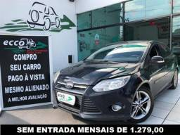 Ford Focus Sedan FOCUS 2.0 16V/SE/SE PLUS FLEX 5P AUT. FLEX