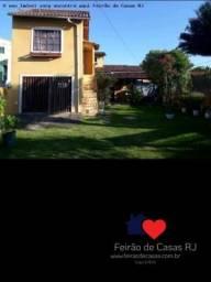 Casa para Venda em Rio das Ostras, Cidade Praiana, 3 dormitórios, 2 suítes, 1 banheiro, 1