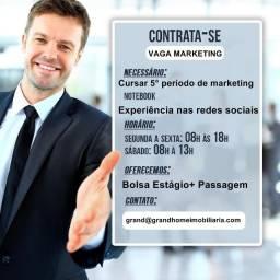 Vaga Marketing- Enviar currículo