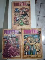 Mangá Fairy Tail / seminovo