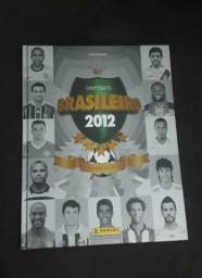 Álbum brasileirão 2012 - Completo