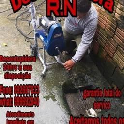 RN Desentudora ao seu dispo Desentupimos Pia Ralo Vaso Sanitário Miquitorio