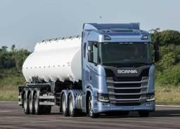 Scania R450 6x2 Aut + Tanque de Combustível 35 mil litros Bottom