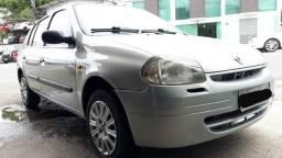 Clio Sedan RN 1.6 completo 9.900