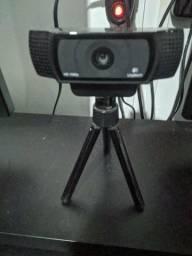 Webcam Logitech C920 comprar usado  Jardinópolis