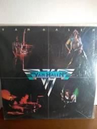 Usado, LP Discos Vinil - Van Halen comprar usado  Rio de Janeiro