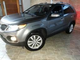 Vendo ou Troco SUV TOP SORENTO 2011 3.5 4X2 24V AUTOMÁTICA - 2011