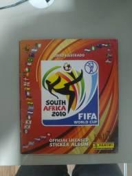 Álbum Copa Do Mundo 2010 /// Completo //