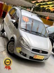 Fiat Idea Attractive 1.4 Top de Linha com GNV de 5ª Geração