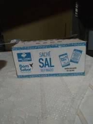 Caixa sache de sal 2000 unidades